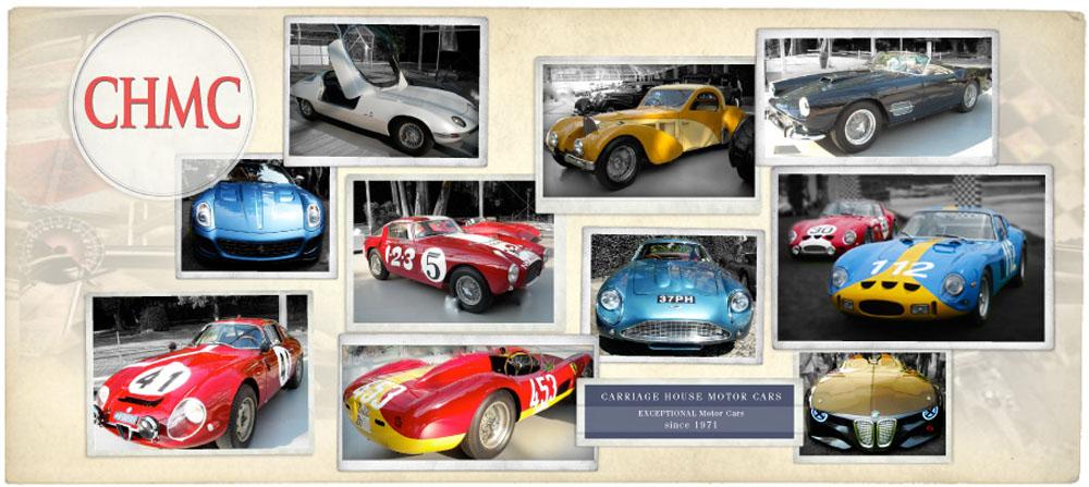 CHMC Cars of Interest