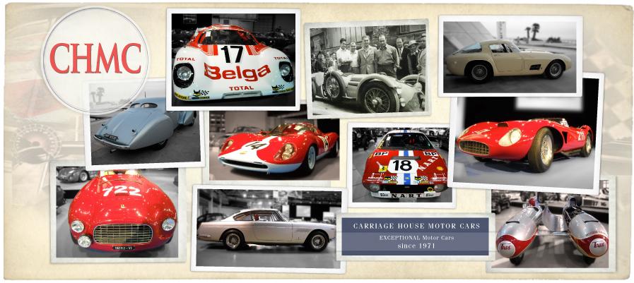 Cars of Interest Monaco