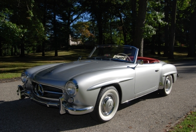 1957 Mercedes Benz 190 SL