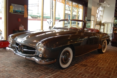 1963 Mercedes Benz 190 SL Roadster