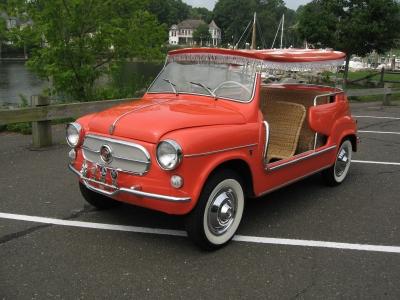 1959 Fiat Jolly 600
