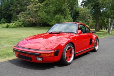 1986 Porsche 911 Turbo RUF BTR