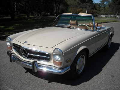 1971 Mercedes-Benz Mercedes Benz 280SL Coupe Roadster