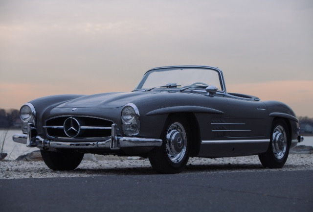 1959 mercedes benz 300sl. Black Bedroom Furniture Sets. Home Design Ideas