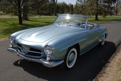 1959 Mercedes Benz 190SL