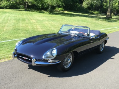 1967 Jaguar E-Type Series 1  4.2-Litre Roadster