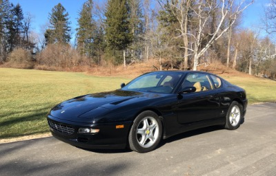 1995 ferrari 456gt classic cars for sale for Classic house 1995
