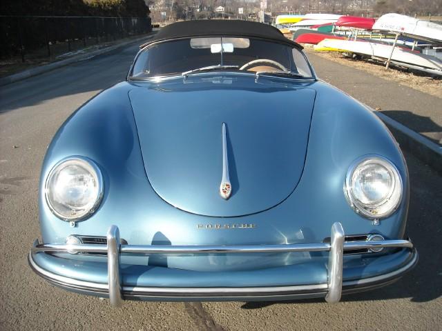 1957 Porsche 356 Speedster -