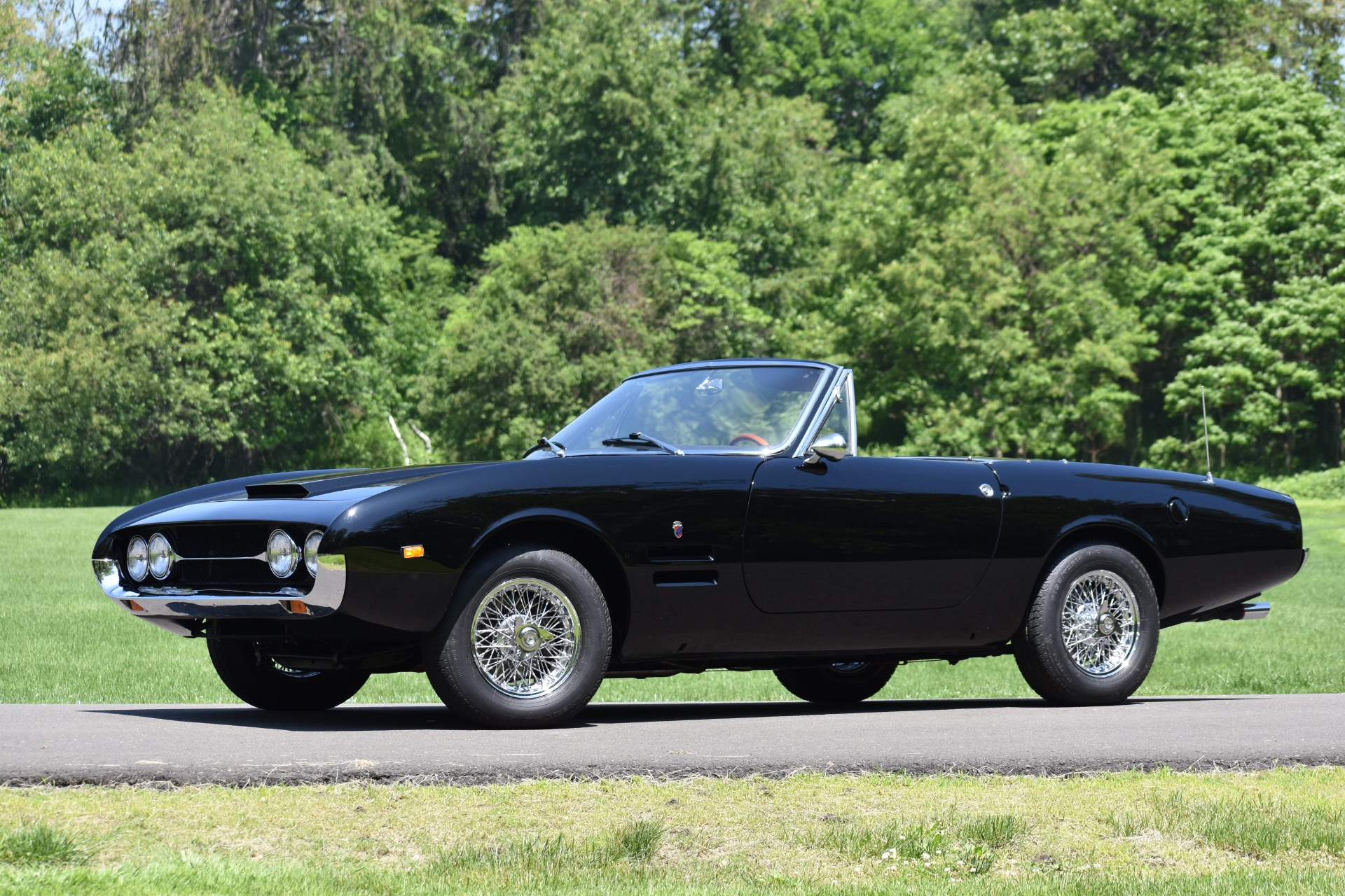 1967 Ghia 450SS