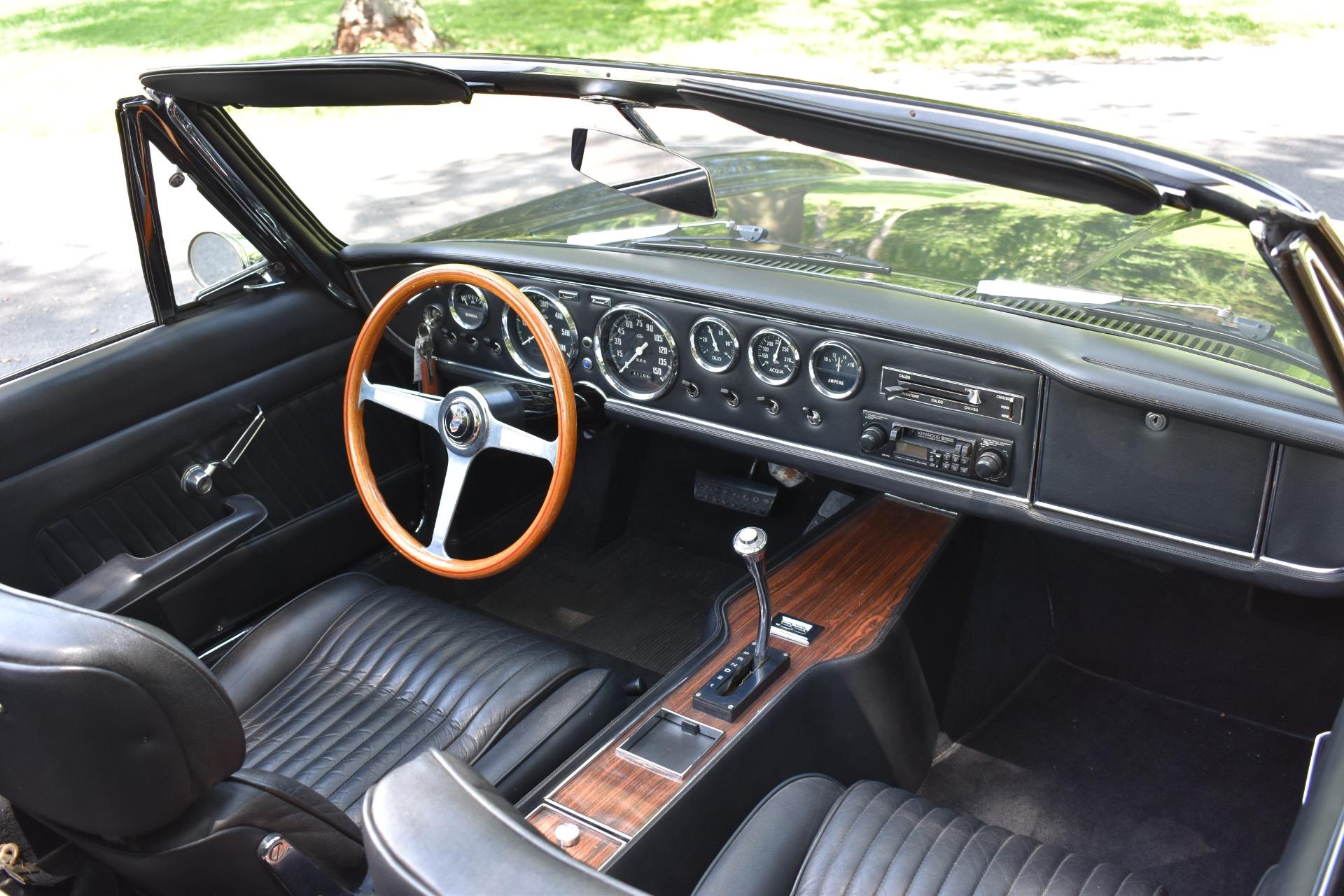 1967 Ghia 450SS -