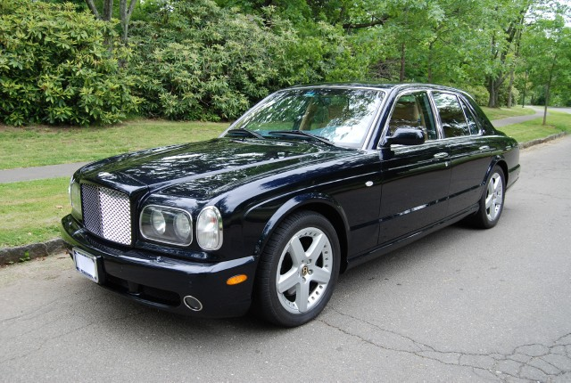 2003 bentley arnage t. Black Bedroom Furniture Sets. Home Design Ideas