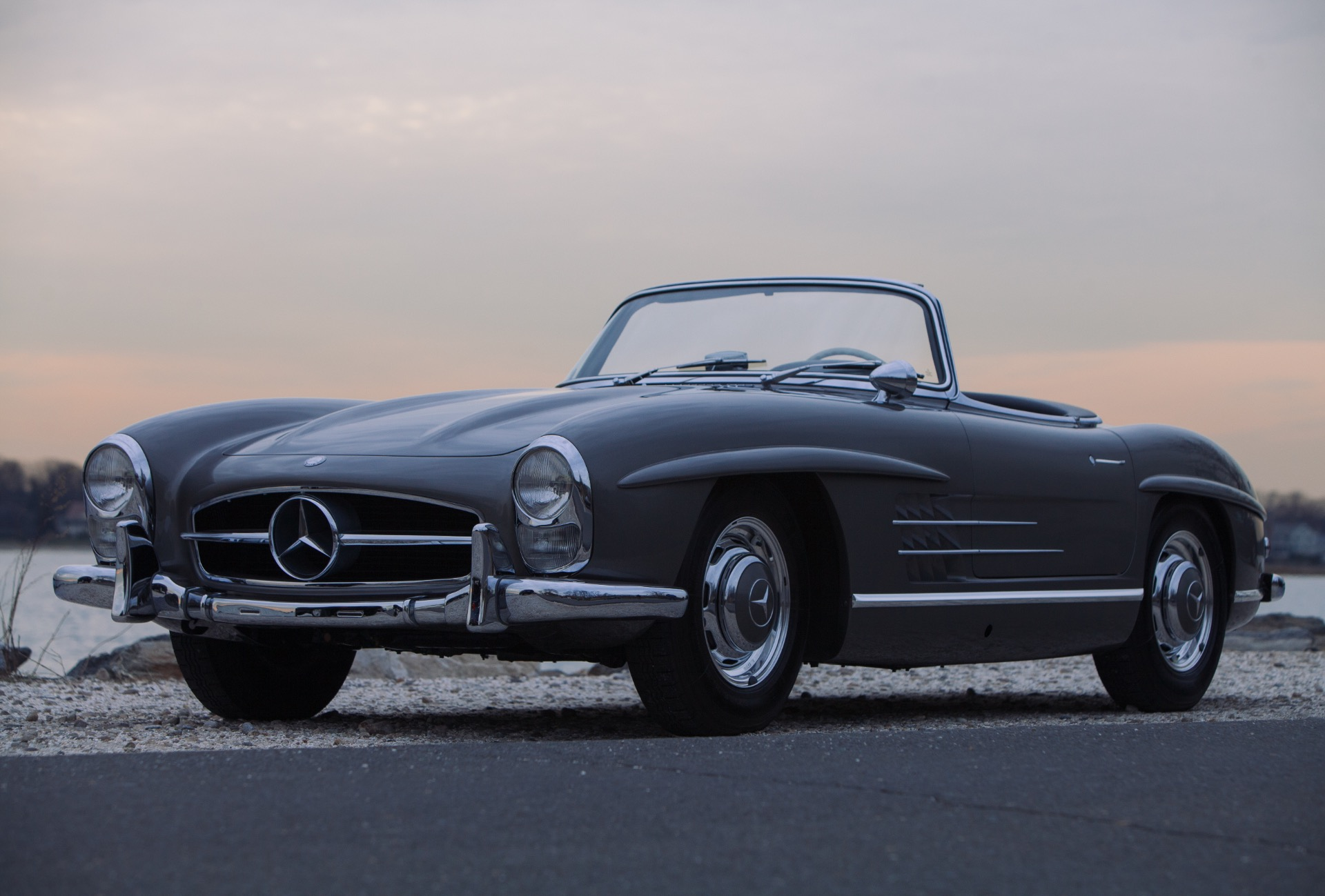 1959 Mercedes Benz 300SL