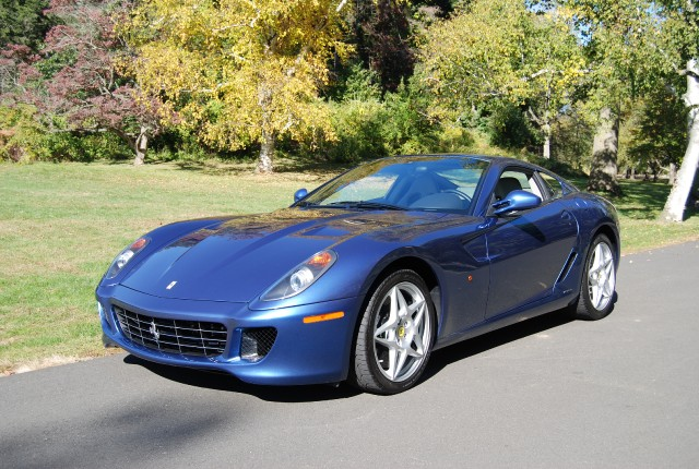 2007 Ferrari 599 GTB Fiorano 6 Speed Manual