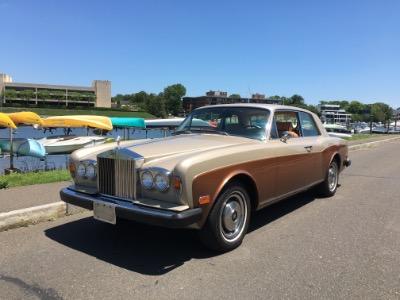 1976 Rolls-Royce Corniche Coupe