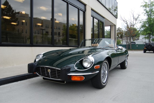 1974 Jaguar Series 3 E-Type Roadster V12