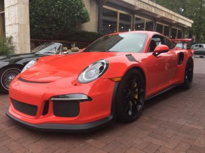 2016 Porsche 911 GTS RS