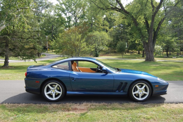 1999 Ferrari 550 Marranello