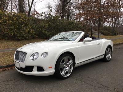 2014 Bentley Continental GTC