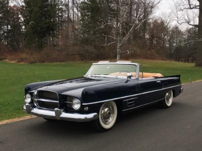 1957 Dual Dual Ghia