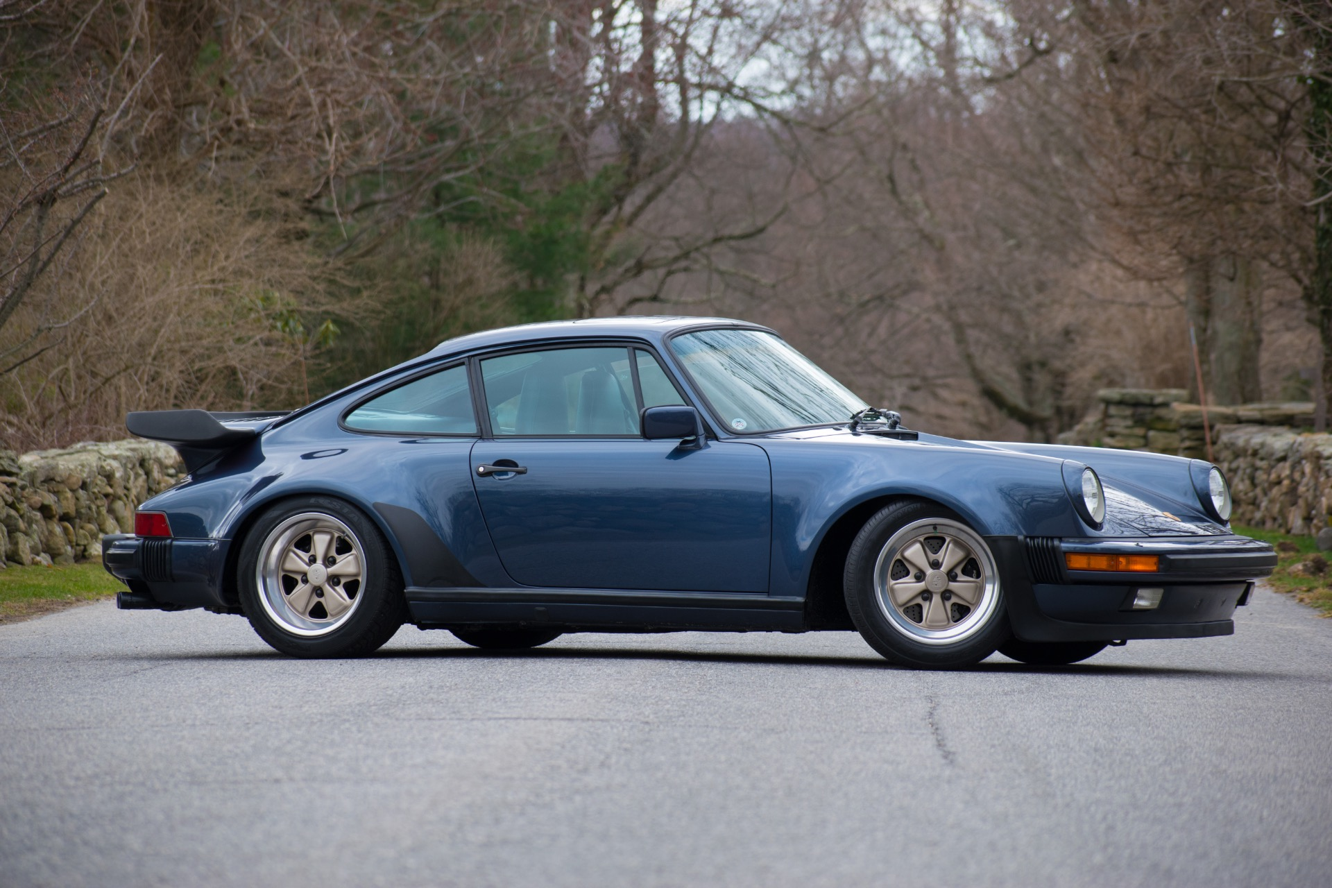 1986 Porsche 911 Turbo Carrera