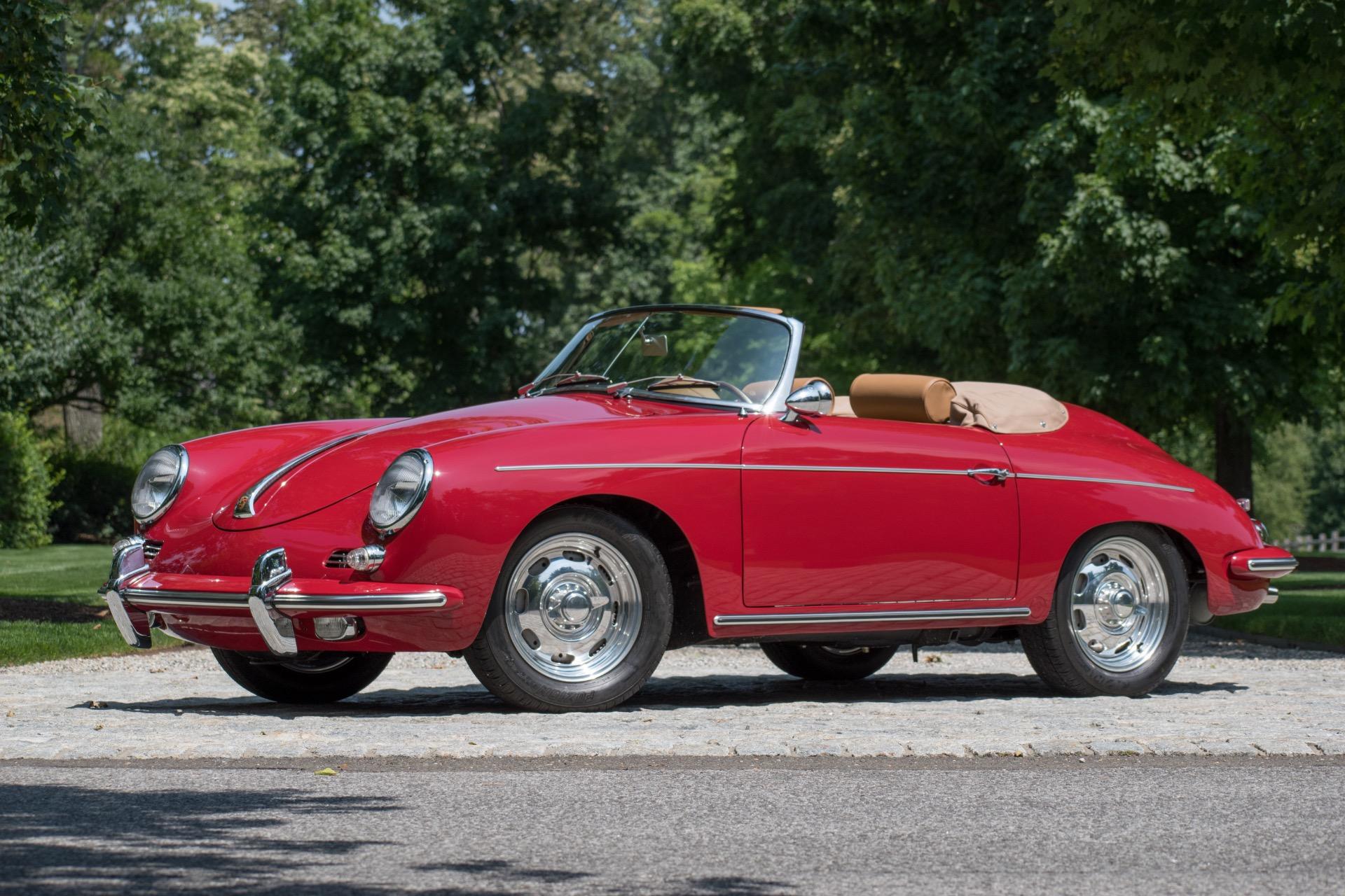 1960 Porsche 356 1600