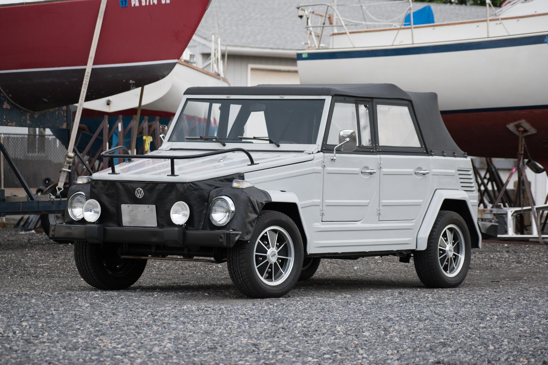 1973 Volkswagen Type - 181