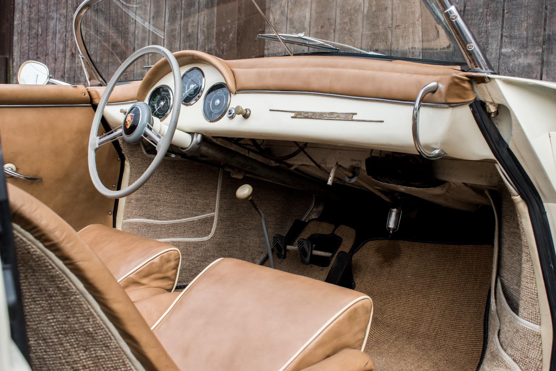 1956 Porsche Speedster -