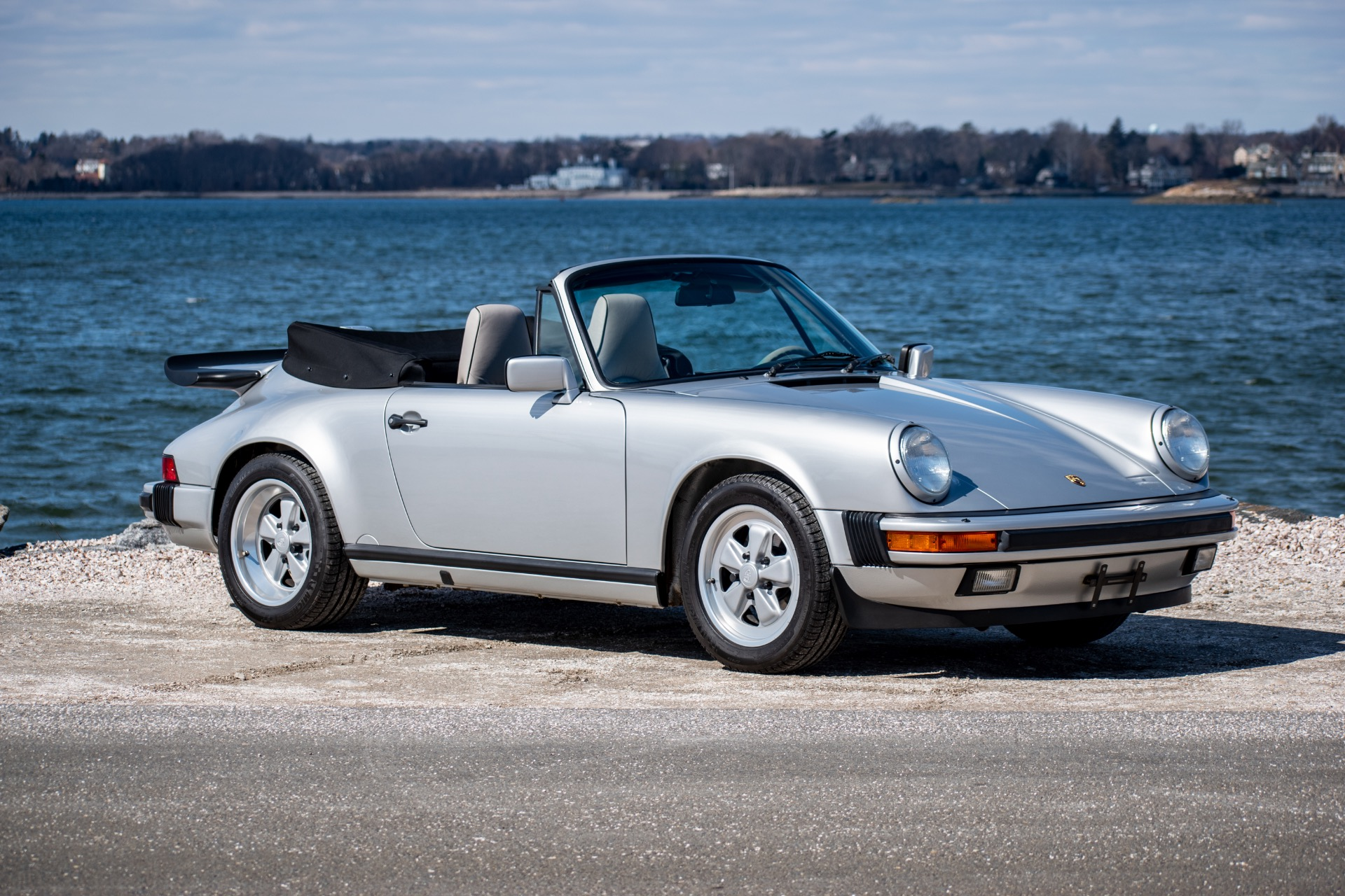 1989 Porsche 911 25th Anniversary Edition