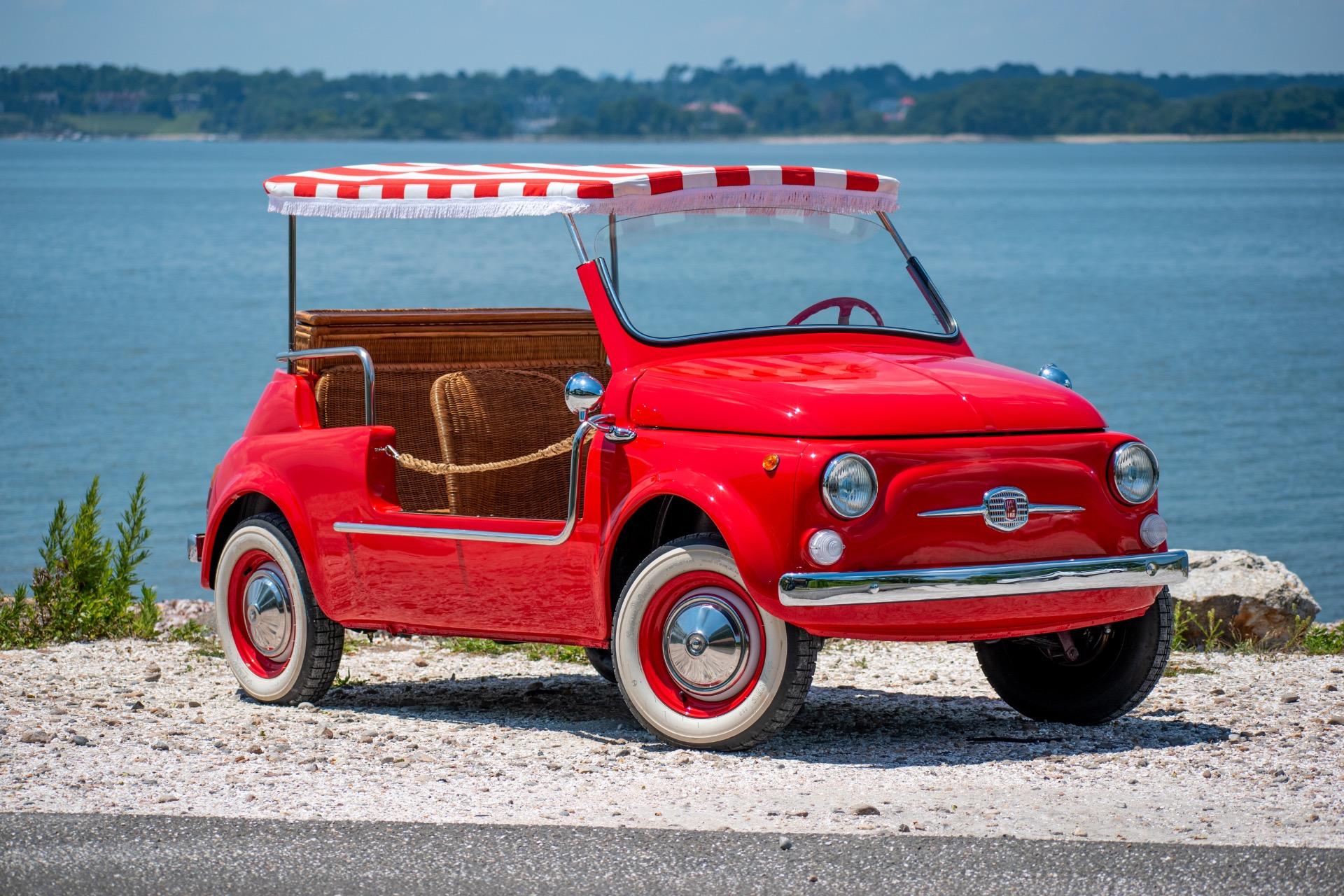 1972 Fiat 500 Jolly