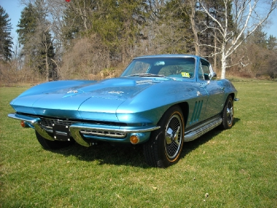 1966 Chevy Corvette BIG BLOCK 427/450