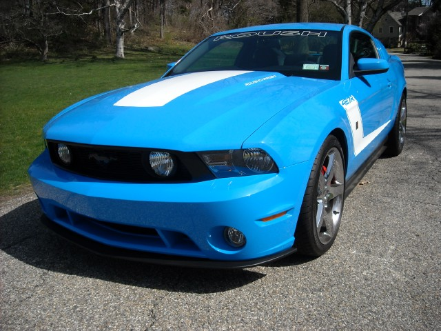 2010 Ford Mustang Premium GT 427R