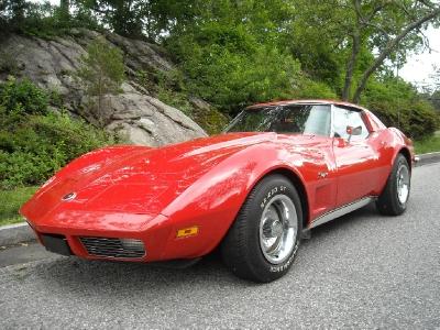 1973 Chevy Corvette Stingray T Top Coupe