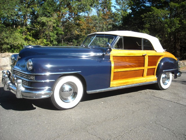 1947 Chrysler Town  U0026 Country